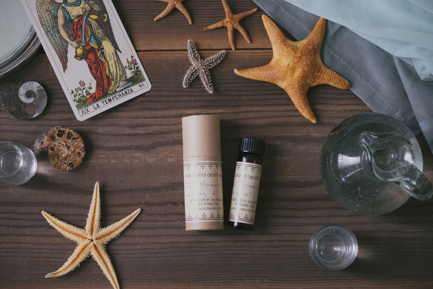 The Mermaid Anointing Oil