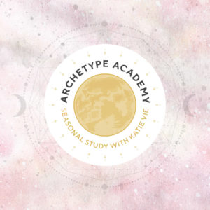 Archetype Academy with Katie Vie