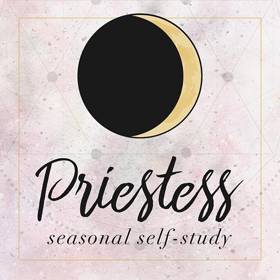 Priestess Seasonal Self-Study