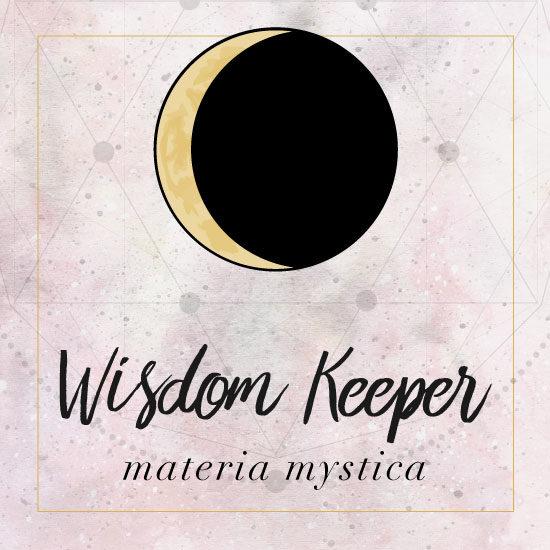Wisdom Keeper Materia Mystica
